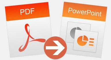 Comment convertir un fichier PDF en Powerpoint?