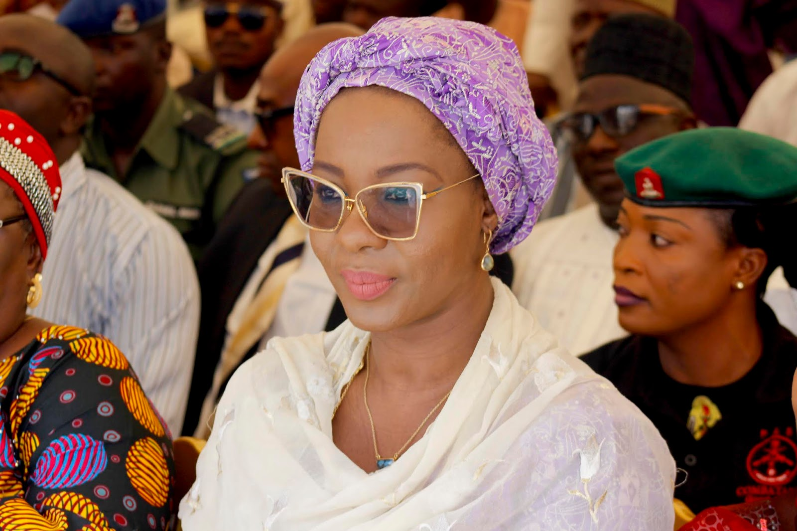 Kwara Gov's Wife Commits Govt To Efficient Healthcare Delivery
