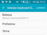 Merubah suara menjadi teks di Android