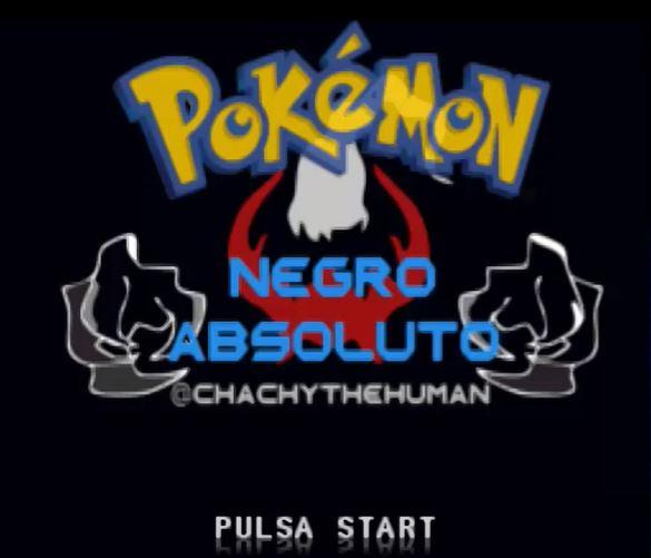 Pokemon Negro Absoluto para NDS Imagen Portada