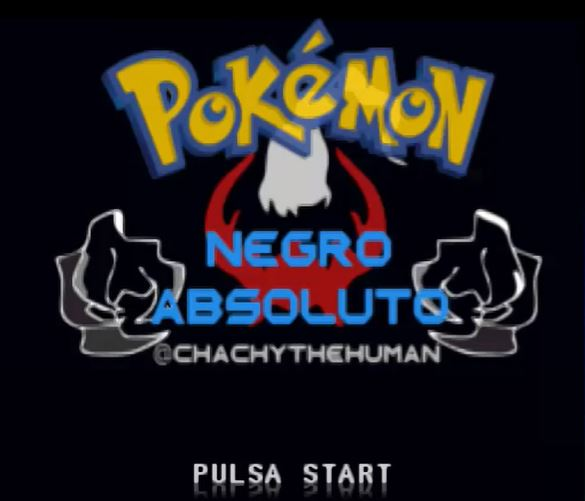 Pokémon Negro Absoluto (NDS)