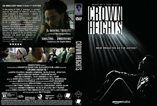 Crown Heights DVD Cover
