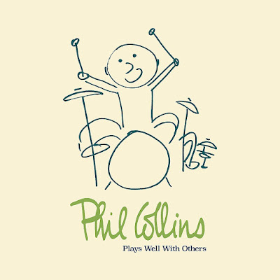 "PHIL COLLINS LANZARÁ ""PLAYS WELL WITH OTHERS"", BOX SET DE SUS COLABORACIONES COMO BATERISTA."