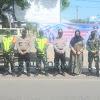 Gandeng Unsur TNI Dan Pemerintah Kecamatan Pattallassang, Polsek Pattallassang Berbagi Masker