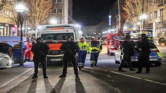 ألمانيا .. مصرع ثمانية أشخاص على الأقل في حادثتي إطلاق نار قرب فرانكفورت