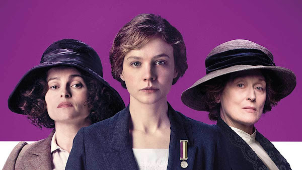 Screenplay, Suffragette, 2015, Movie script - Official Website - BenjaminMadeira
