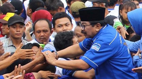 SBY Sebut Pakde Karwo Gubernur Terbaik, Disiapkan untuk Pilgub DKI?
