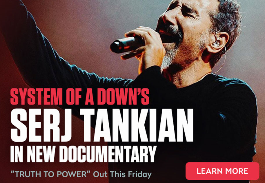Serg of System of a Down