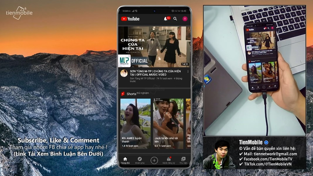 Youtube Vanced T5-2021 Pro APK Download for Android - ChiaseMienphi.TOP
