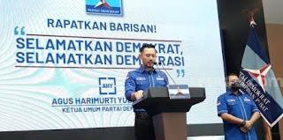 Ikut KLB, DPP Partai Demokrat Pecat Ketua DPC Kota Padangsidimpuan dan Humbahas