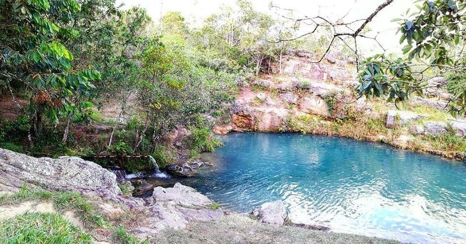 Balneario Natural San Juan de Dolores Tolima