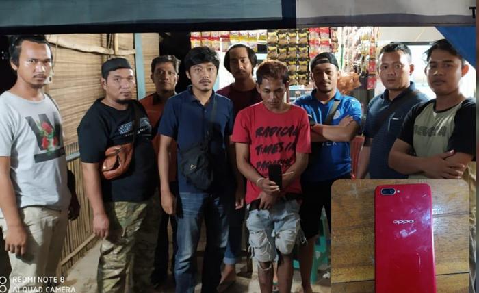 Buron Selama Enam Bulan, Palaku Pencurian di Mesuji Digelandang Polisi