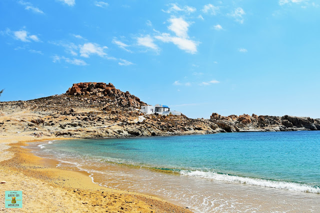 Agios Sostis, isla de Serifos (Grecia)