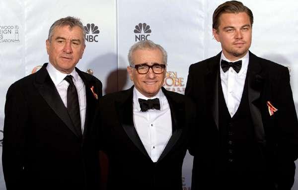 De Niro y DiCaprio se sumarían a lo próximo de Martin Scorsese