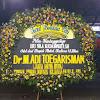 Papan Bunga Ucapan Duka Cita Jaksa Agung Muda Dr M Adi Toegarisman