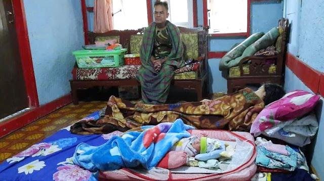 Ngaku Hamil dalam Waktu 1 Jam Lalu Melahirkan, Kini Wanita Asal Tasikmalaya Ini Stres Hingga Sering Menangis