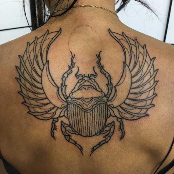 FotoMorfosis - Página 3 Tatuaje-de-escarabajo-egipcio-4