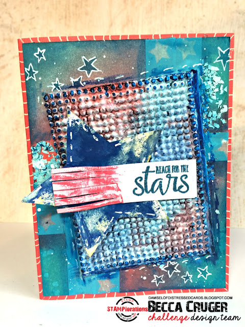 mixed_media_card_with_tim_holtz_ranger_products