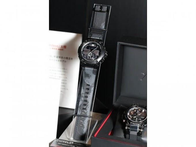 G-Shock GST-B200TJ-1A Dan MTG-B1000TJ-1A Tai Chi Editions