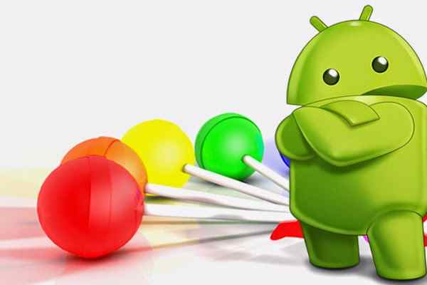 Android version 5 lolliop