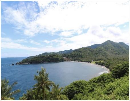 Wisata bukit Malimbu Lombok Barat
