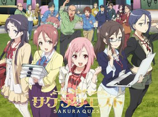 Sakura Quest – Episódio 25 [Final]