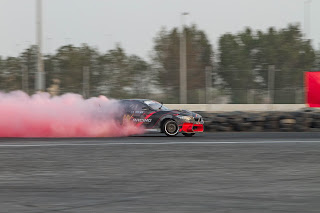 Mohammad Al Khaiat in his MK Racing BMW 2