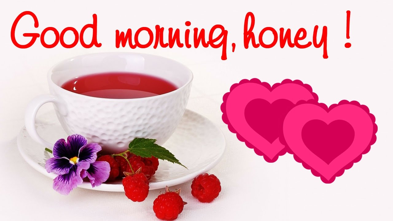 Love Text Messages Quotes Poems And Sms 15 Honey Good Morning