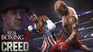 تحميل لعبة الملاكمة Real Boxing 2 CREED مهكرة للاندرويد