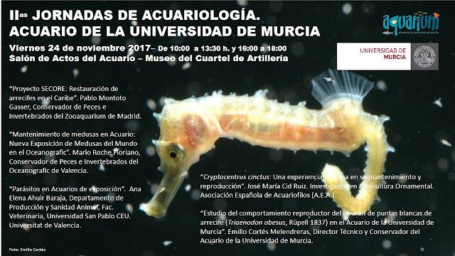 II Jornadas de Acuarología.