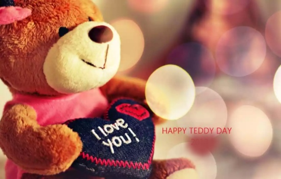 teddy day clip art