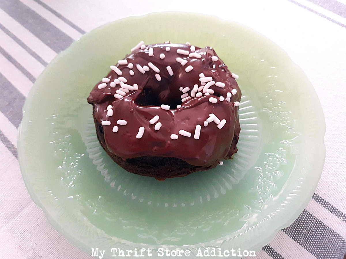 cake mix donuts