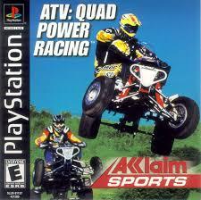 ATV - Quad Power Racing - PS1 - ISOs Download