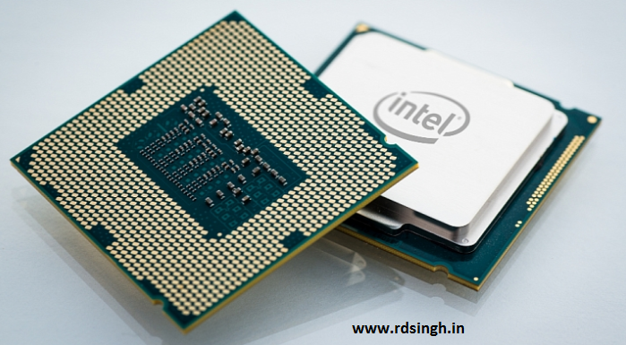 The Central Processing Unit (CPU) - Working Of CPU - RD Singh
