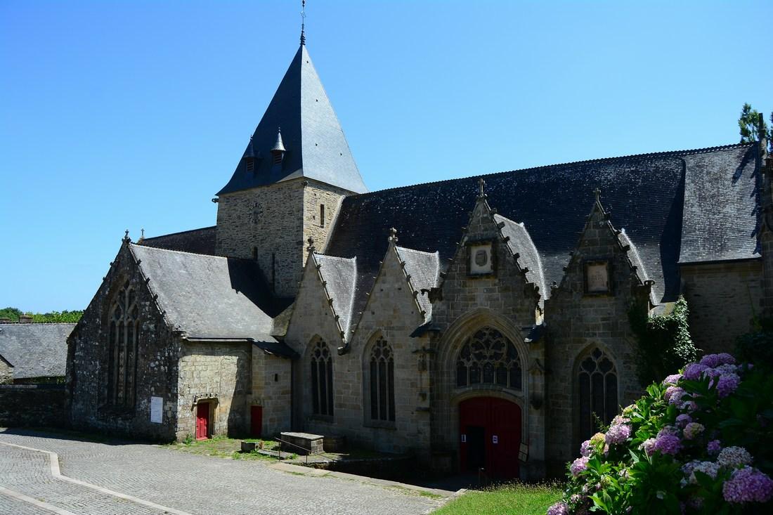 Eglise Notre-Dame de la Tronchaye
