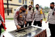 Kapolda Sumut Resmikan Rusun Satya Bakti Direktorat Samapta