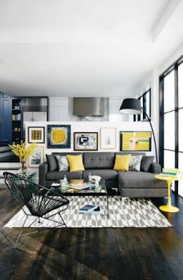 moderne Wohnzimmergarnituren