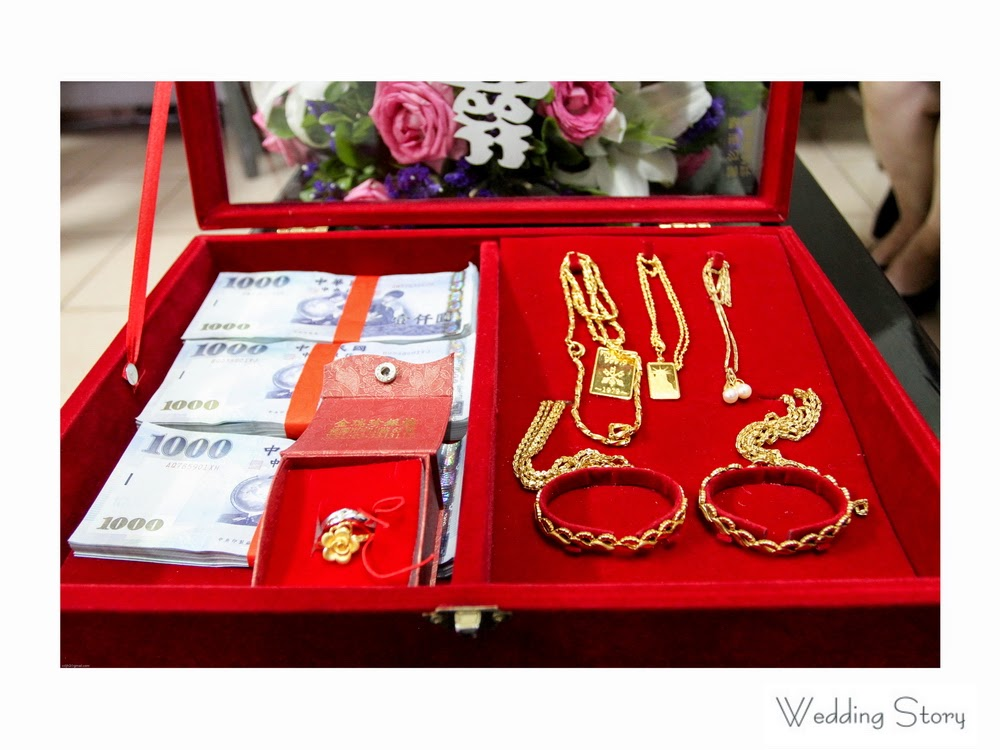 訂婚 / 男方應備的聘禮 (六禮或十二禮) ,聘金與紅包 | 唯愛婚禮紀錄;媒人顧問