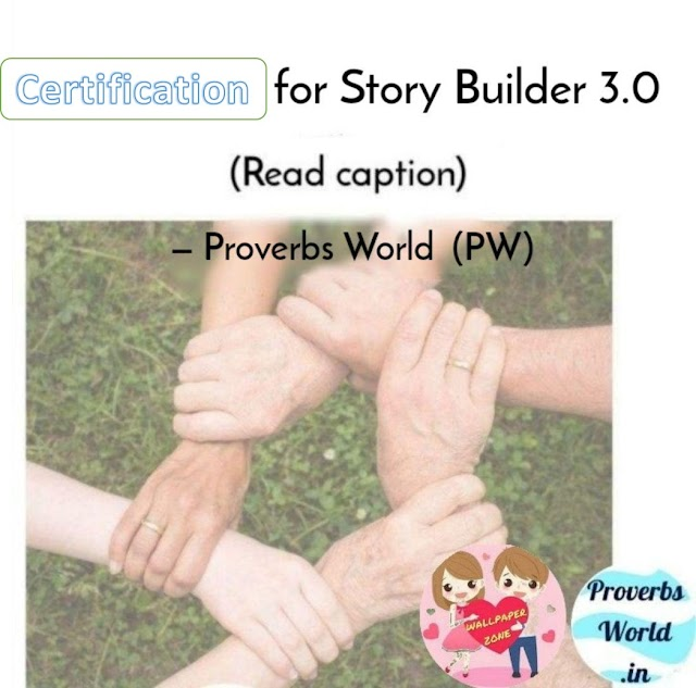 Proverbs World Story Builder 3 (PWnWZsb3)