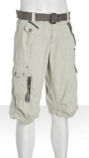 men's long cargo shorts 14 inseam
