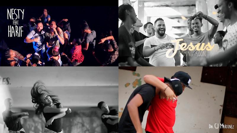 Nesty & Harif - ¨Jesus coming soon¨ - Videoclip - Director: CJ Martínez. portal Dle Vídeo Clip Cubano. Música cubana. Cuba.