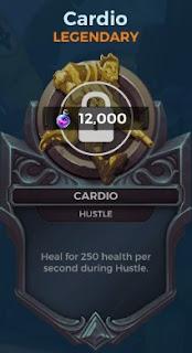paladins viktor legendary card cardio