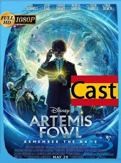 Artemis Fowl: el mundo subterráneo (2020) HD [1080p] Castellano [GoogleDrive] SilvestreHD