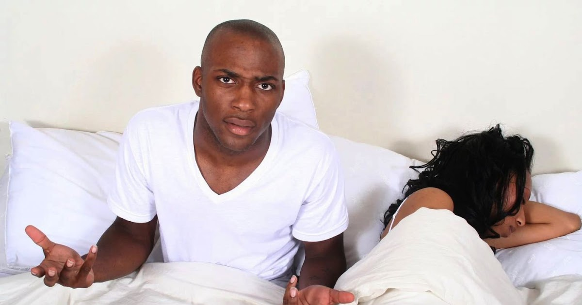 How to please a black man in bed