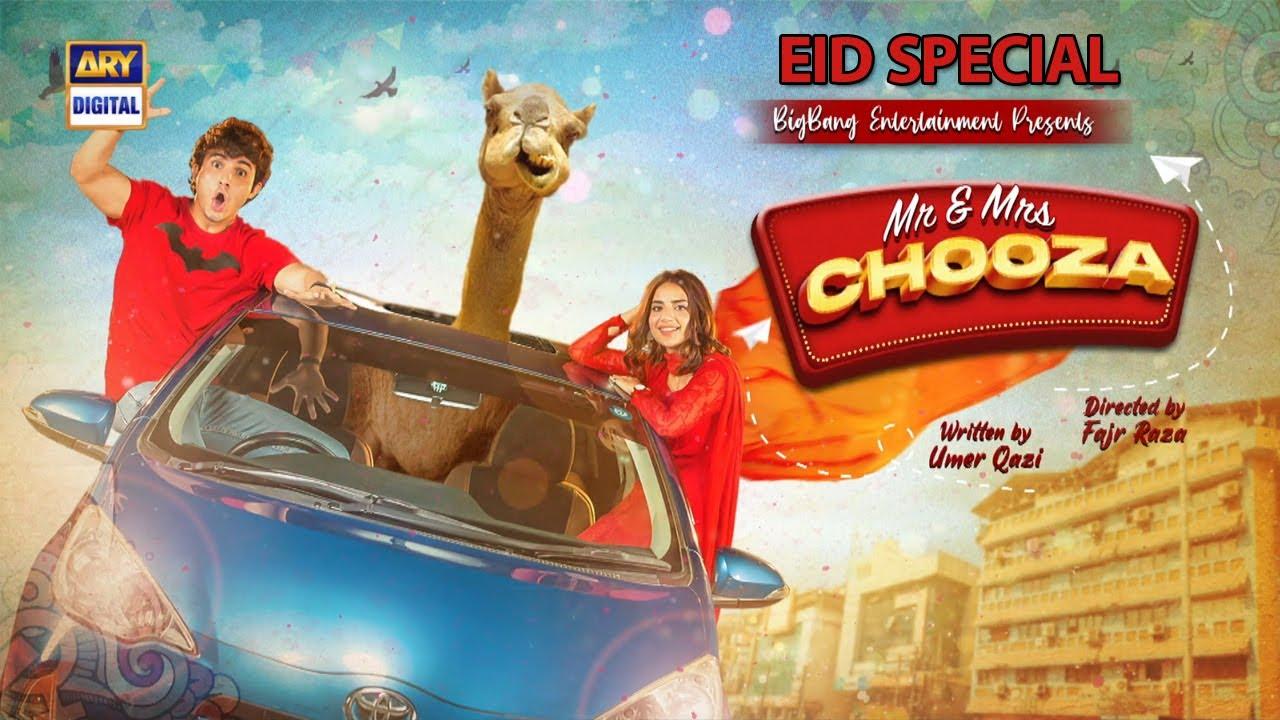 MR & MRS Chooza 2021 Urdu Telefilm 720p HDRip 750MB Download