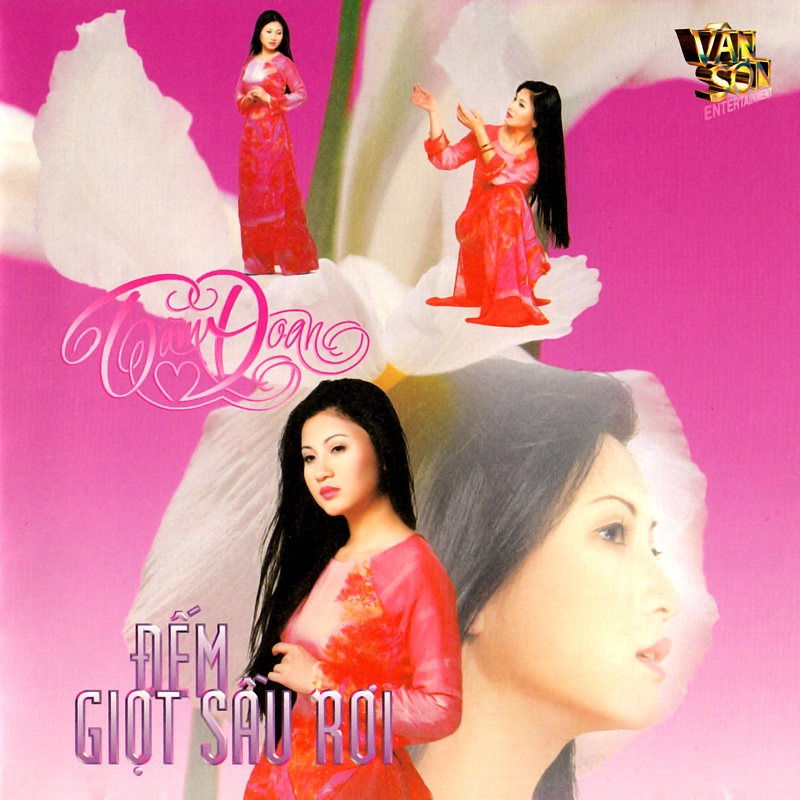 Vân Sơn CD - Tâm Đoan - Đếm Giọt Sầu Rơi (NRG) + bìa scan mới