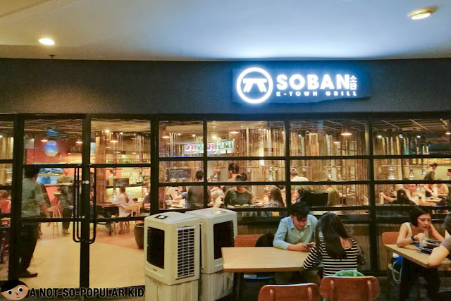 Soban K-Town Grill in Greenbelt 3