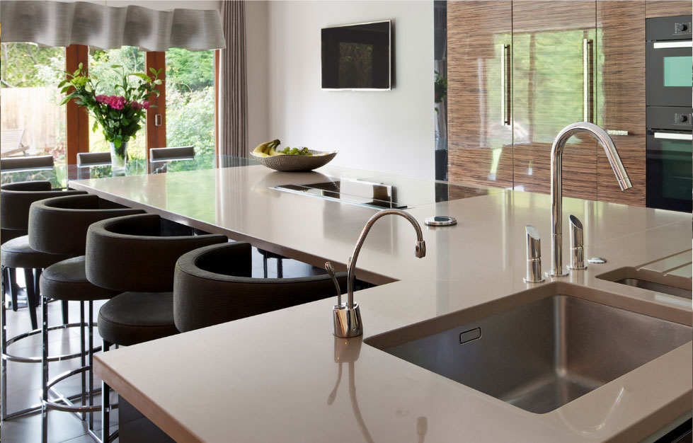 Stone Synergy Kitchen Worktop