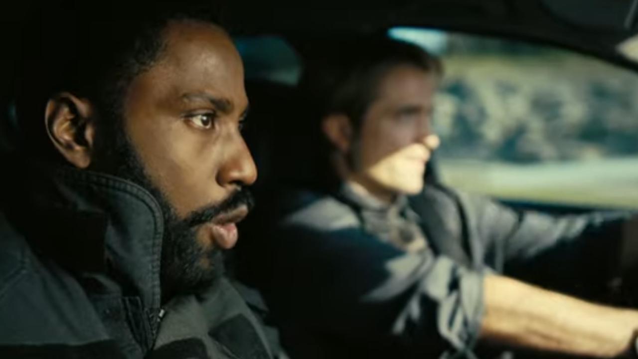 Novo filme de Christopher Nolan ganha poster e primeiro trailer