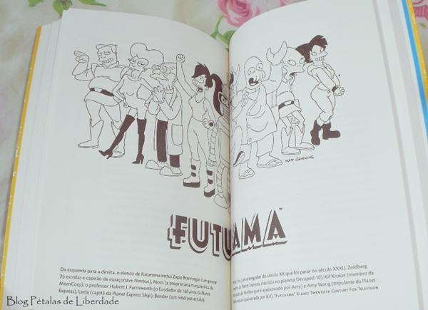 desenho, futurama, Resenha, livro, Os-segredos-matemáticos-dos-Simpsons, Simon-Singh, editora-record,